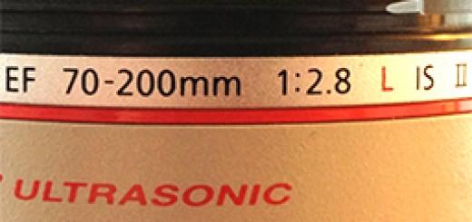 Canon 70-200 IS USM II