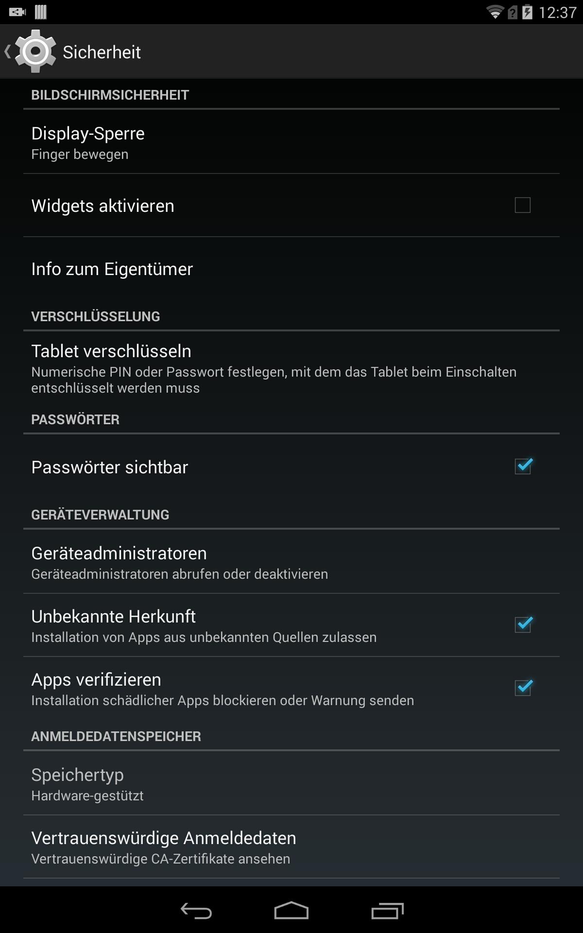 Nvidia Shield Tablet – Rooting und Chromecast Unterstützung