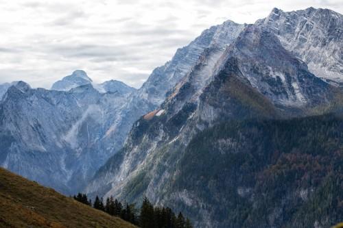 Berchtesgaden 2015-10 - Blick vom Jenner