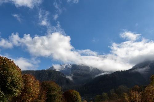 Berchtesgaden 2015-10 - Erster Schnee
