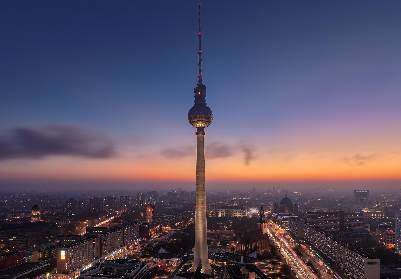 Park Inn Hotel Berlin Aussichtsplattform